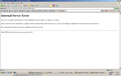 Bharti Airtel Website is Misconfigured to Web surfers